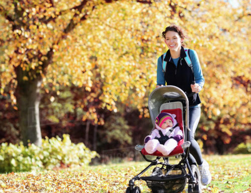 Postpartum Athletes' Return to Fitness and Running Guidelines