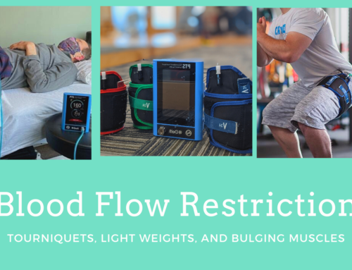 Tourniquets, Light Weights and Bulging Muscles; Introducing Personalized Blood Flow Restriction Training at Stride Physio
